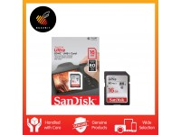 SanDisk Ultra SD Memory Card 16GB 80MB/s Class 10 UHS-I SDHC