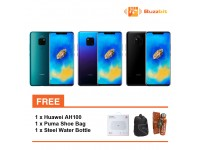 Huawei Mate 20 Pro + Huawei AH100 + Puma Shoe Bag + Steel Water Bottle