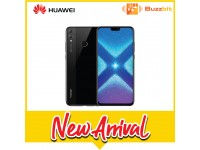 Huawei Honor 8 X 4GB RAM + 128GB ROM (Black/Red/Blue)