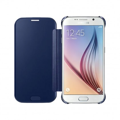 (Genuine) Samsung Galaxy S6 Cases (Clear View)