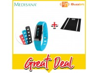 Medisana MX3 ViFit Tracker Bundle Medisana PS512 Weight Scale