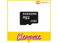 Samsung 2GB Micro SD Card