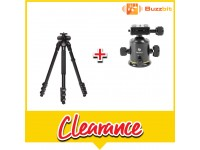 Benro A1980F Tripod + Benro KS-1 Ball Head