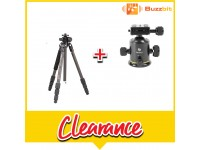 Benro C1980T Tripod + Benro KS-1 Ball Head