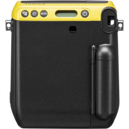 Fujifilm Instax Mini 70 Instant Camera Blue/ Yellow/ Gold + Film + Soft Pouch + Acrylic Stand