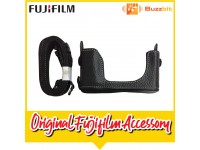 Fujifilm Original Leather Half Case For X-M1(Compatible With X-A10,X-A2,X-A3 and X-A5)