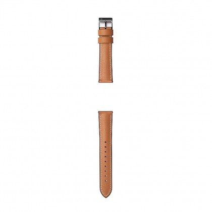 Samsung 42mm (20mm) Rubber/ Leather Strap (Black/ Brown/ Lamb/ Phonebox/ Rose)