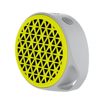 Logitech X50 Wireless Bluetooth Portable Speaker (Black/ Yellow)