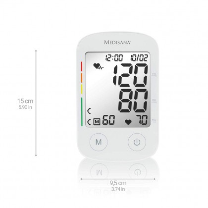 Medisana BU535 Upper Arm Blood Pressure Monitor