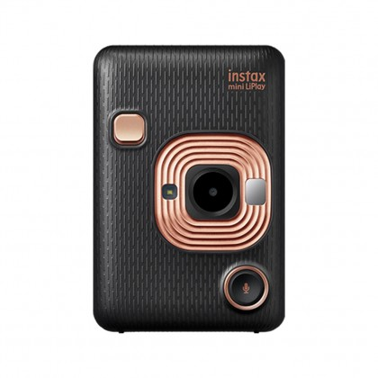 Fujifilm Instax Mini LiPlay Camera & Photo Printer