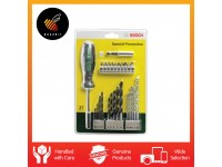 Bosch 27pcs Drill Bit and Screwdriver Set - 2607017201