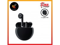Huawei Freebuds 3 with Intelligent Noise Cancellation (Black/White)