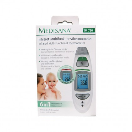 Medisana Infared Multi- functional TM750 Thermometer