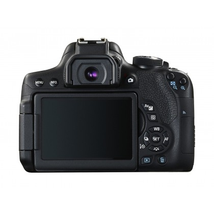 Canon EOS 750D EFS 18-135MM + 16GB + Bag