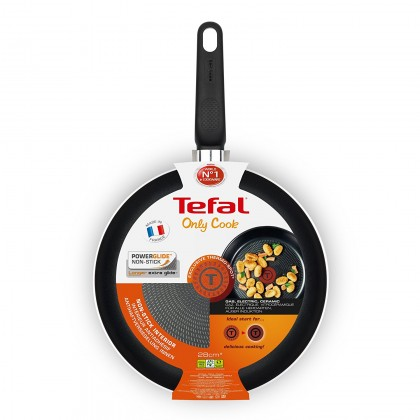 Tefal B31490 Only Cook Frypan 20cm & 28cm + K1292 Slotted Spatula