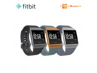 Fitbit Ionic Fitness Smartwatch (Burnt Orange/ Silver Gray/ Smoke Gray)