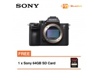 Sony ILCE-7RM3 Alpha a7R III Body Mirrorless Camera (Black)