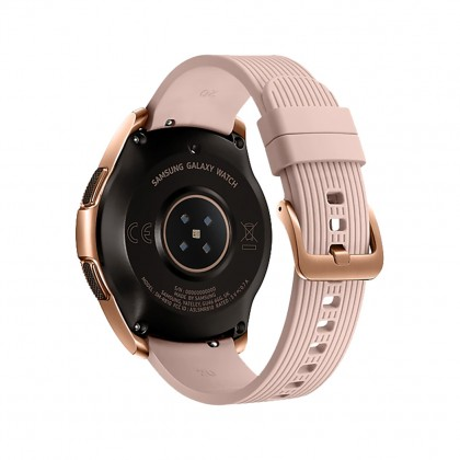 Samsung Galaxy Watch R810 42mm Bluetooth (Midnight Black/ Rose Gold)