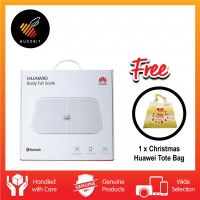 Huawei Digital Smart Body Fat Scale AH100 + Fujifilm Ginza Bag